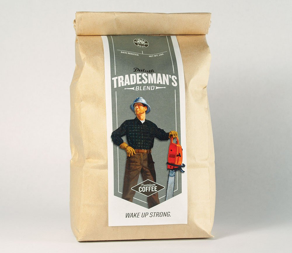 Packaging design for Duluth Trading Co. by Phonographik