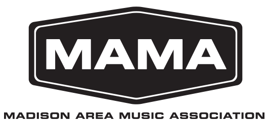Madison Area Music Association logo