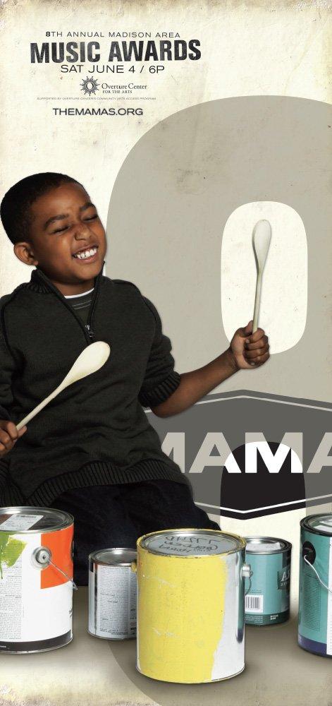 Phonographik Design Studio – MAMA 2011 teaser poster