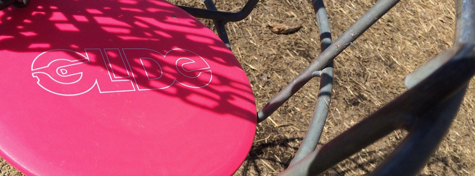 Phonographik Design Studio – Glide disc stamp