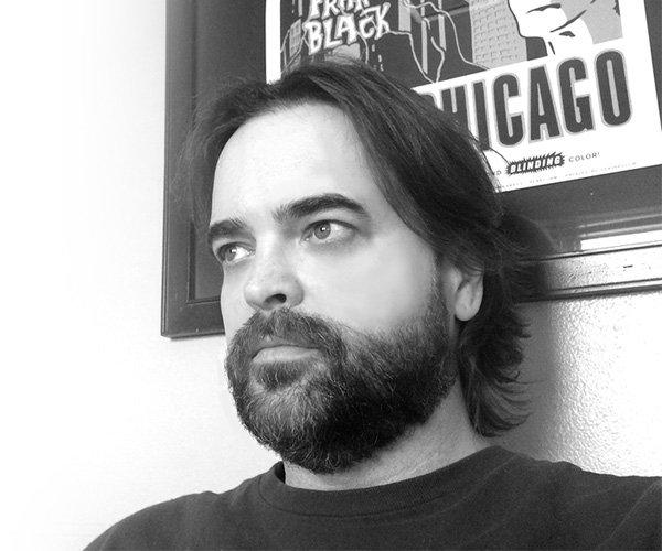 Michael Kerwin -- Principal of Phonographik Brand Identity Studio