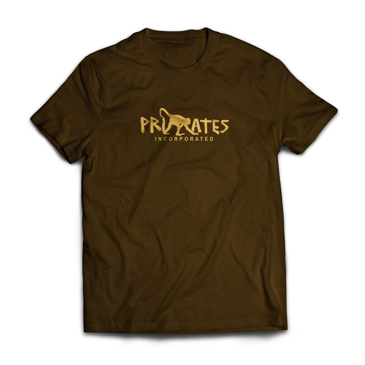 Primates Incorporated logo tshirt