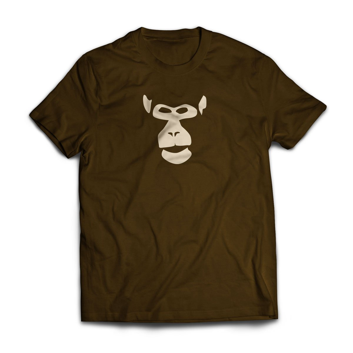 Primates Incorporated monkey face tshirt