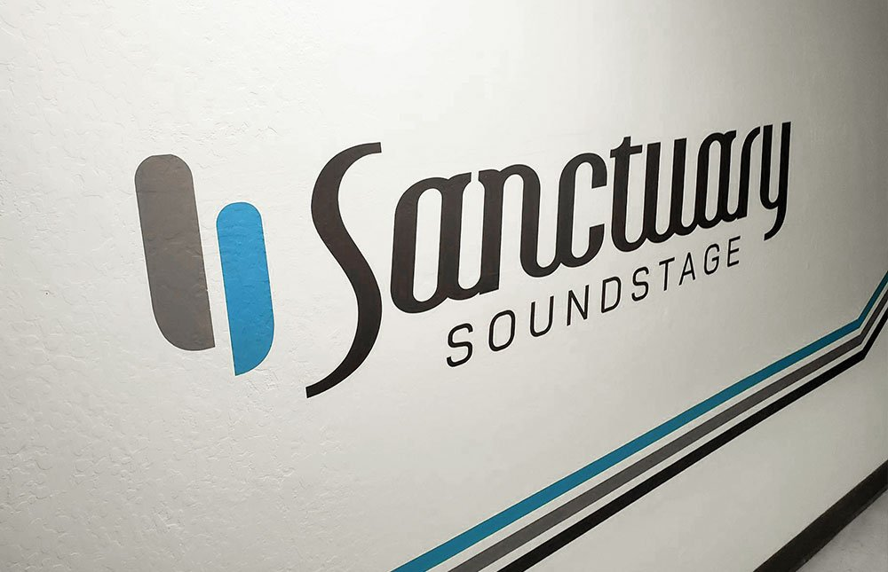 Innervoice Creative WonderLab's Sanctuary Soundstage logo
